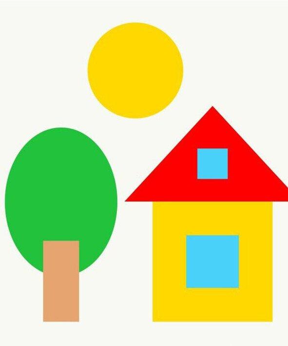 Аппликация для детей