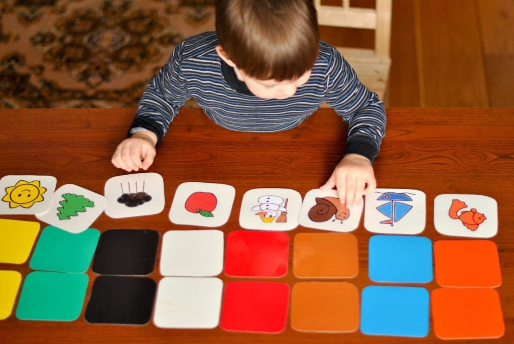 Играем с карточками