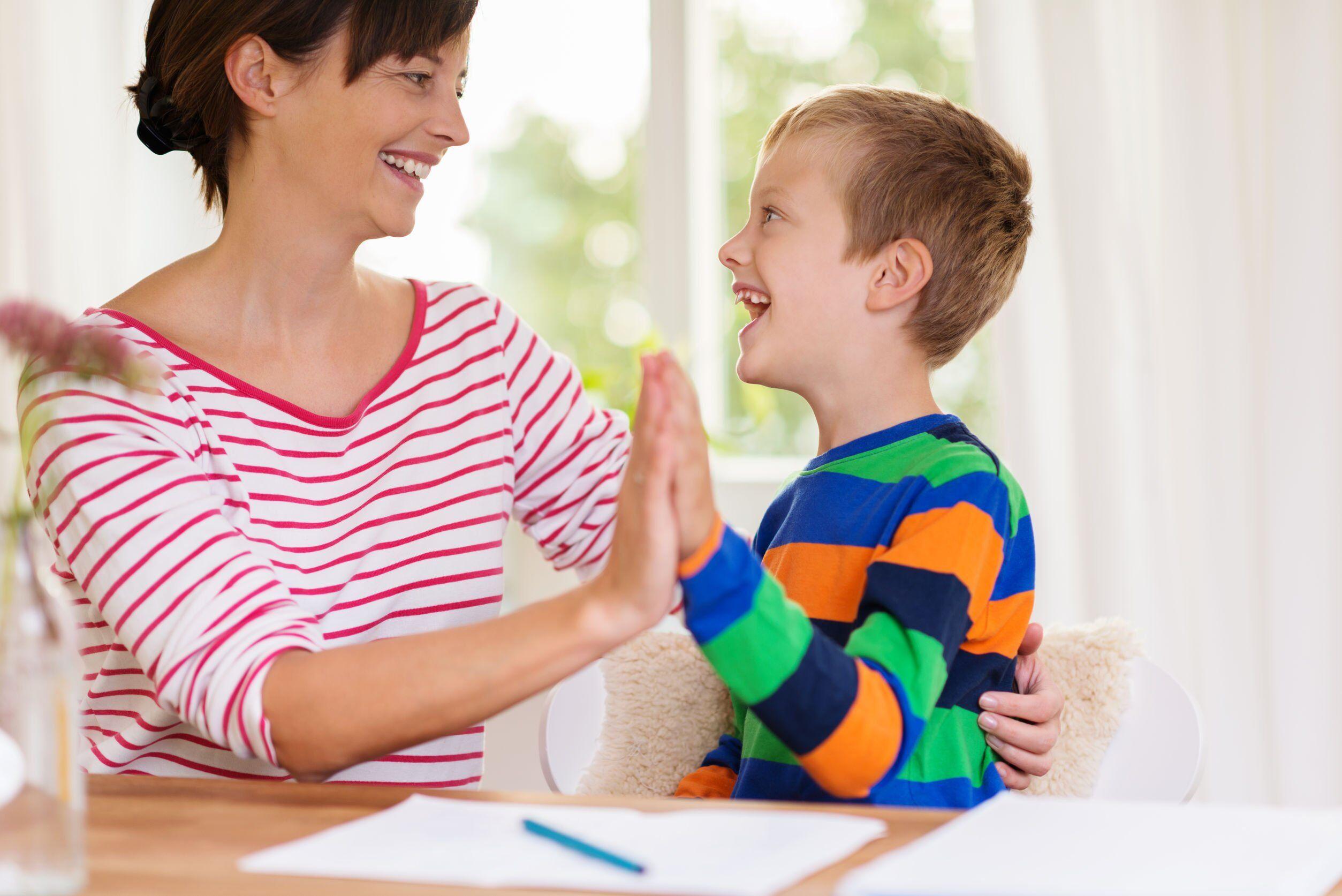 Изучение английского с ребенком