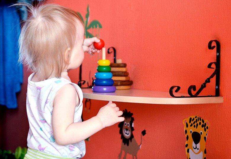 Логическое мышление ребенка 1,5-2 года