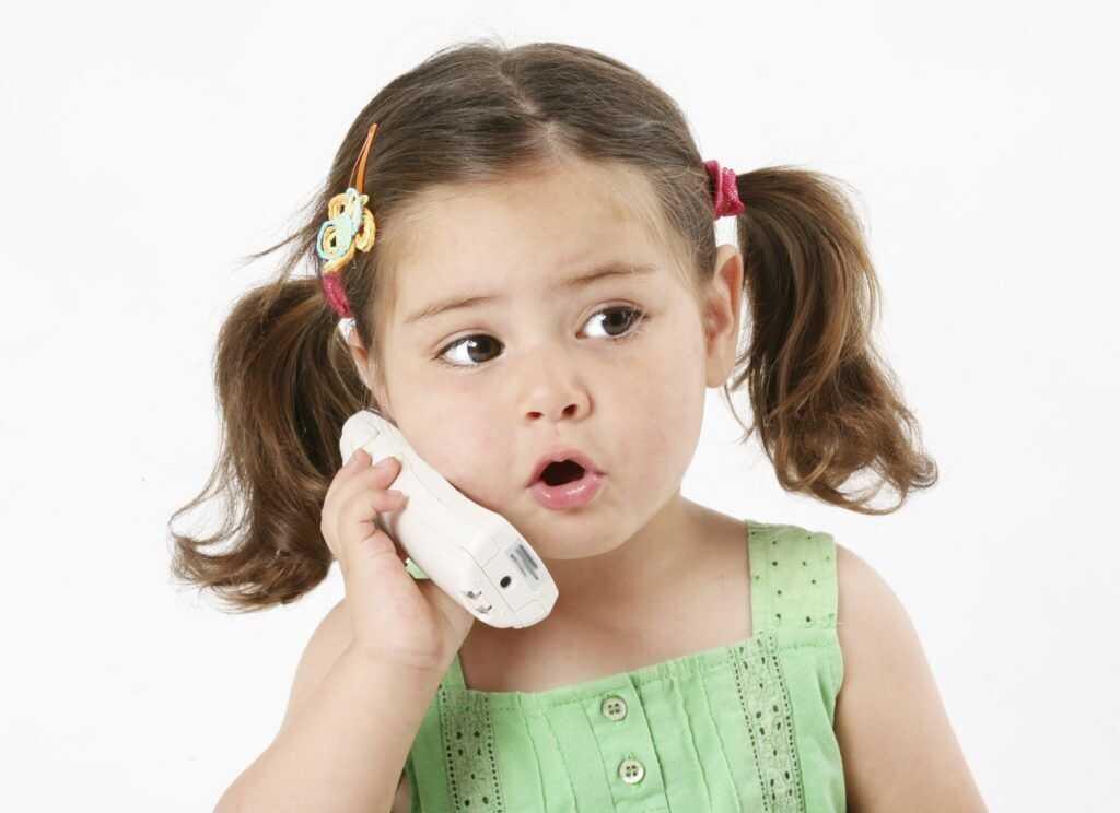Речь ребенка в 2-3 года