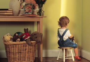 Воспитание детей без наказания и крика