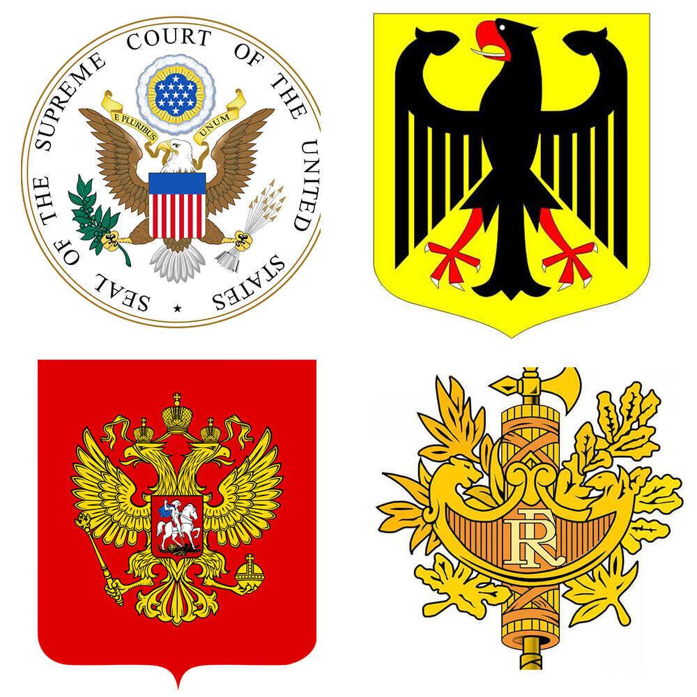 Гербы других стран