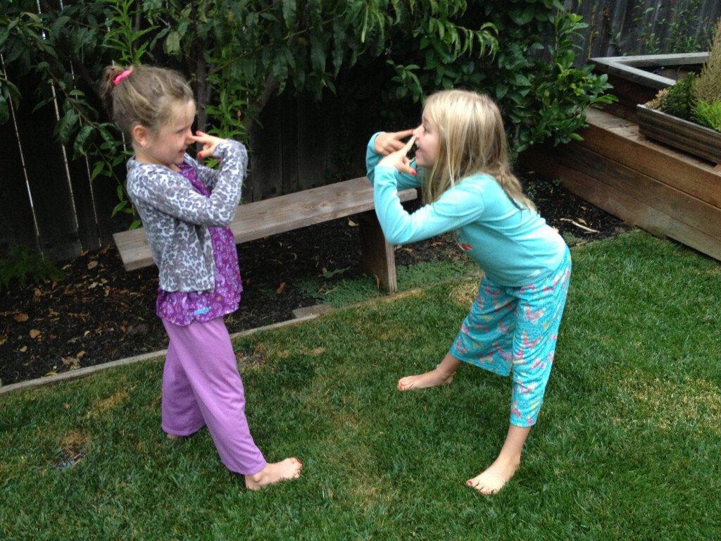 Игра Зеркало для детей