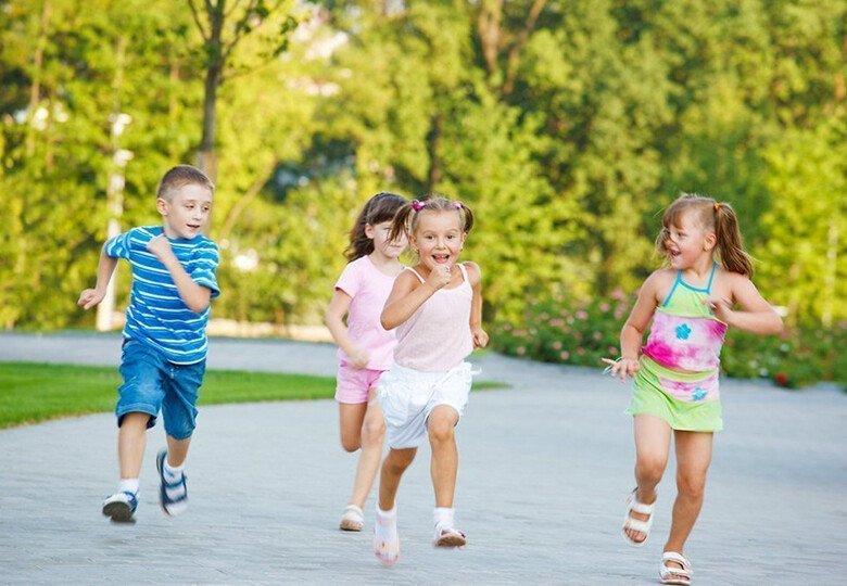 Подвижные игры на улице для детей 6 лет