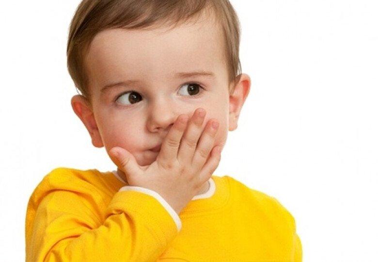 Малыш не говорит в 2 года