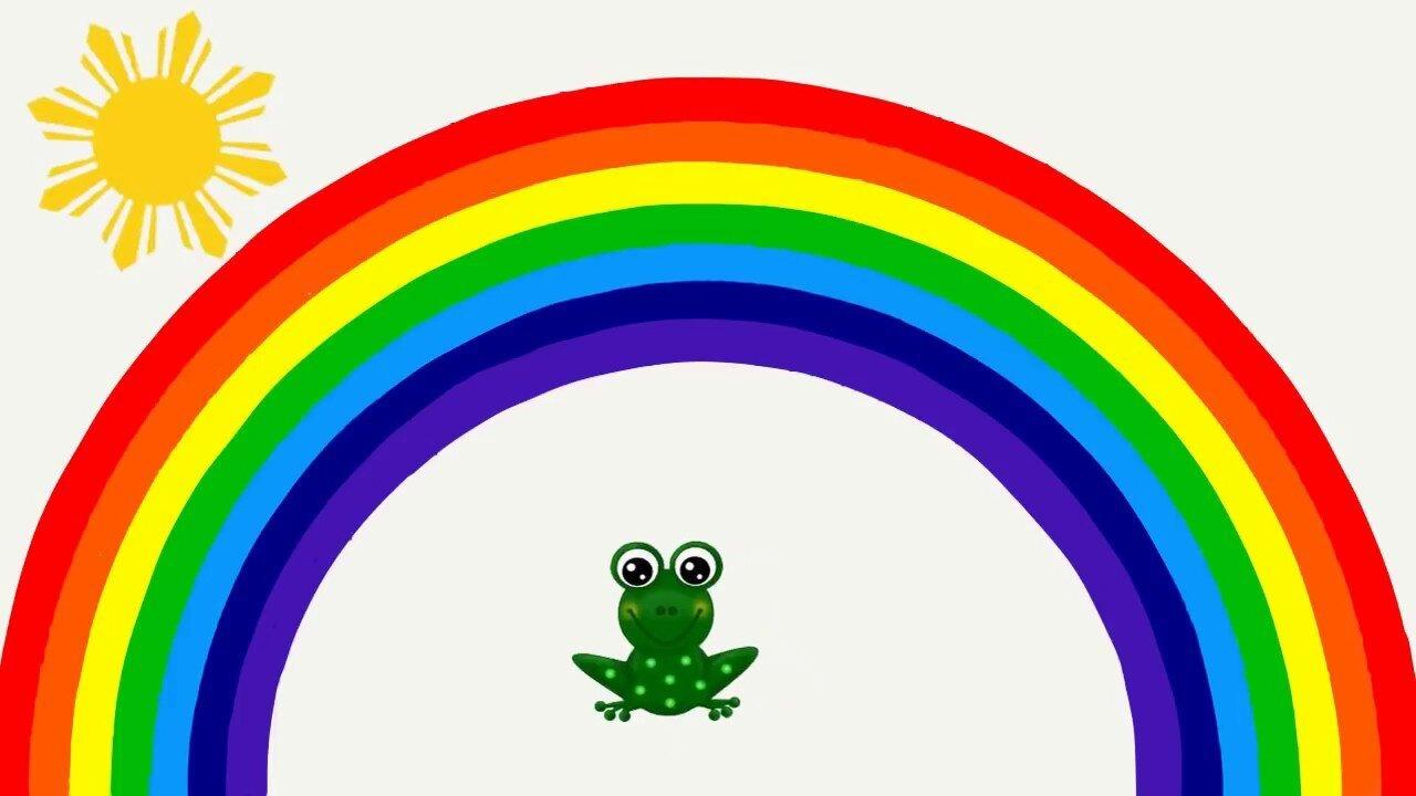 Игра семь цветов радуги