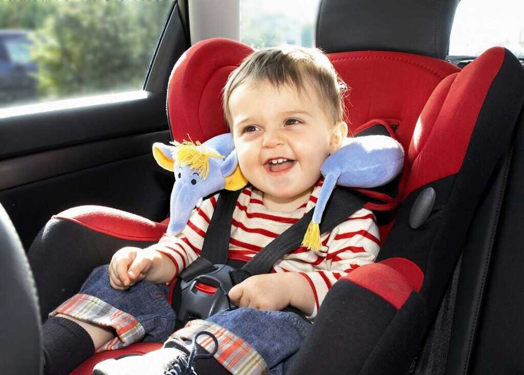 Игры в машине для малышей
