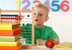 Математика для детей 3-4 лет. Изучаем счет