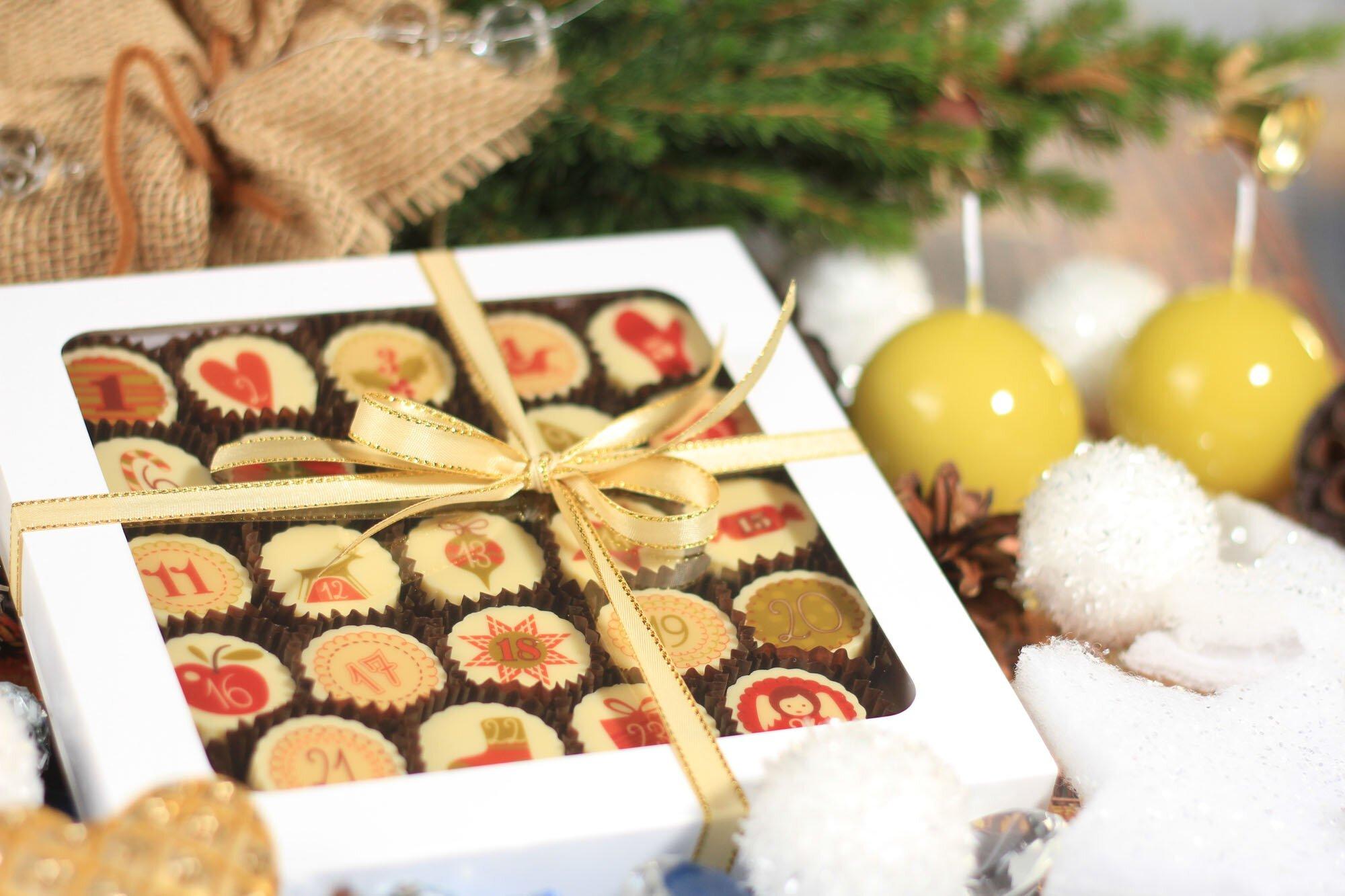 Идеи подарков для новогоднего адвент-календаря