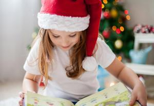 Новогодние книги для детей 5-6 лет