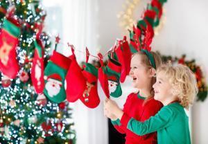 Новогодний адвент для детей своими руками