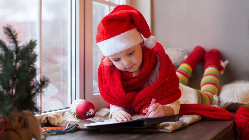 Как составить письмо Дедушке Морозу