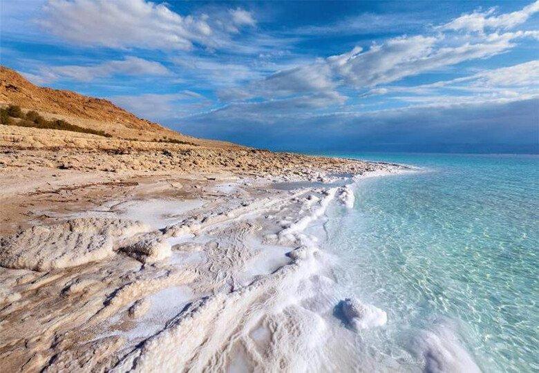 Почему морская вода солёная