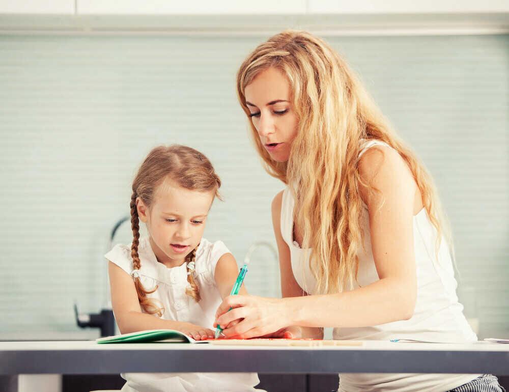 Правила работы с текстом для дошкольника