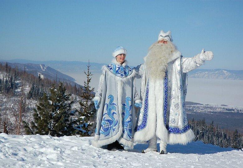 Рассказ про Деда Мороза для детей