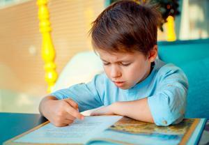 Учим ребенка пересказывать и анализировать текст