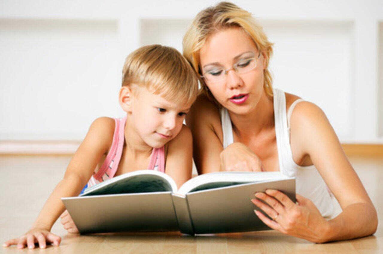 Учим ребёнка понимать смысл рассказа