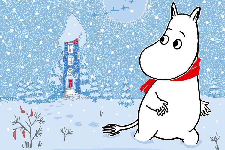 Новогодние книги для детей. Волшебная зима