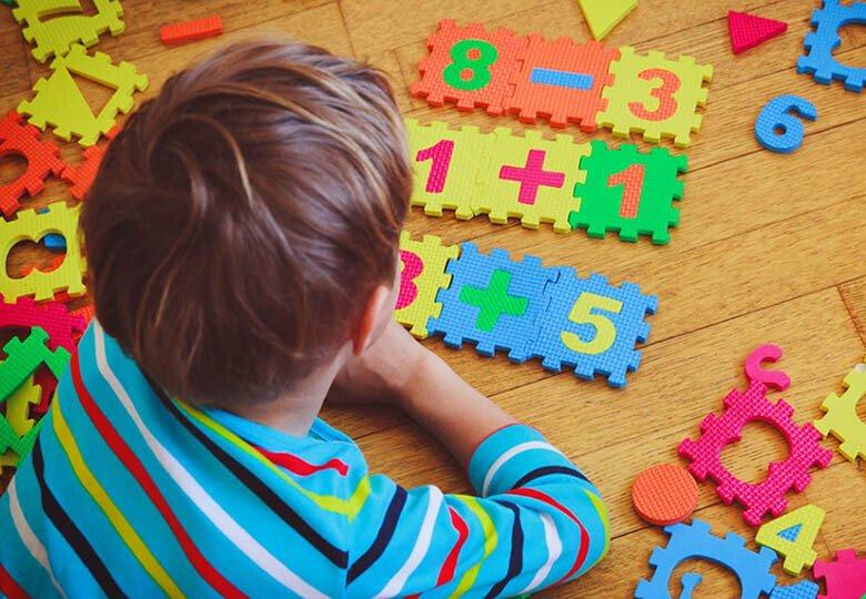Задания по математике для детей