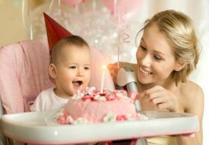 Что подарить ребёнку на день рождения 1 годик