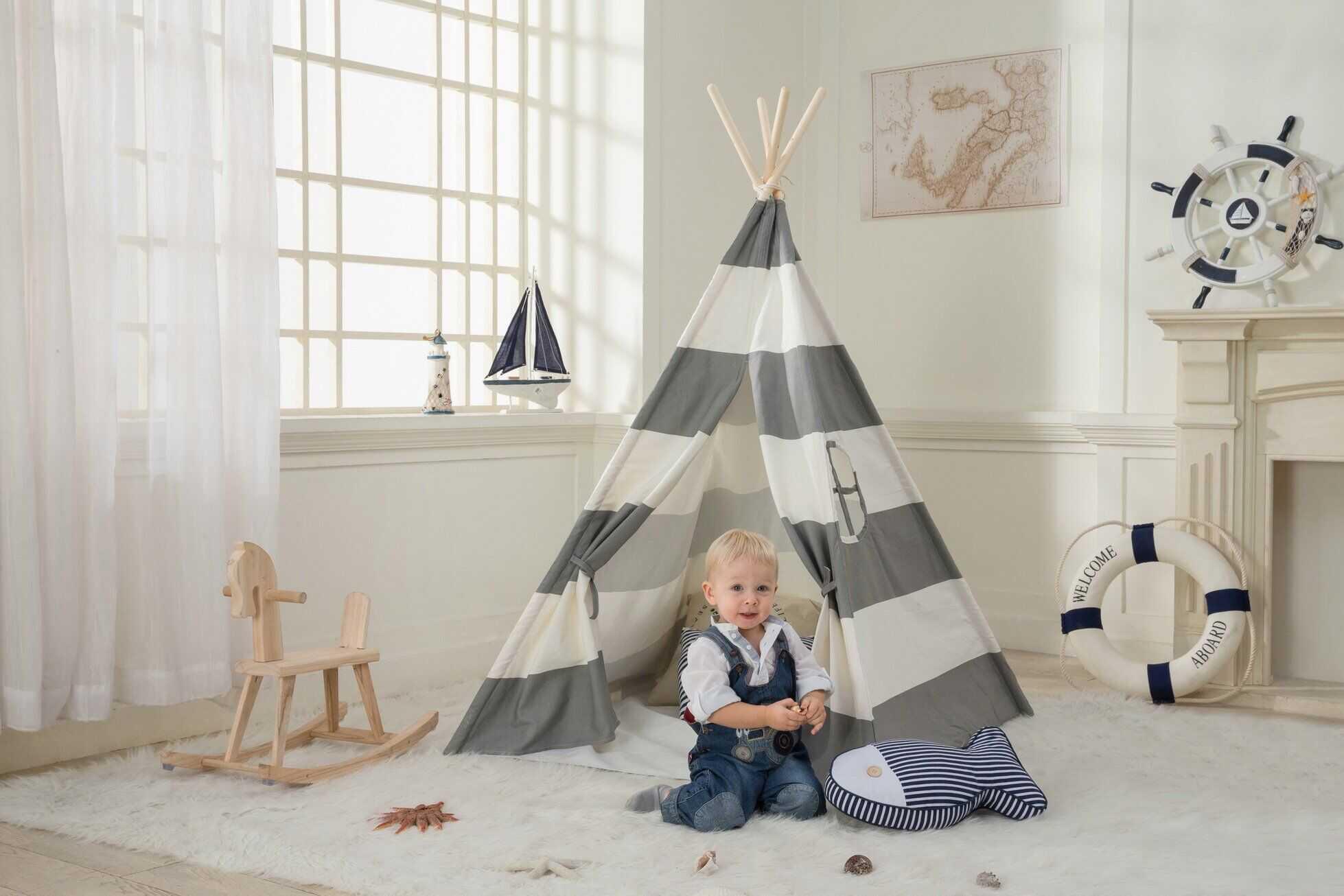 Палатка в подарок для ребенка