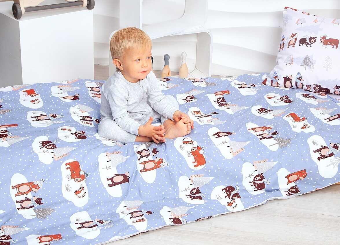 Постельное бельё в подарок ребёнку