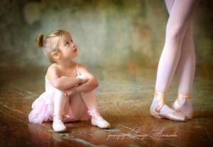 Сказка про маленькую балерину для детей