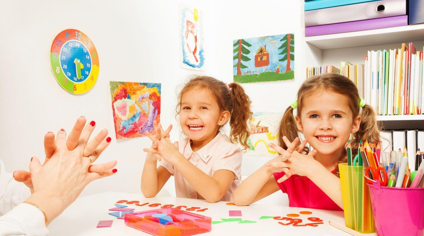 Пальчиковые игры для детей 6-7 лет
