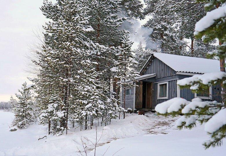 Рассказ о зиме для детей
