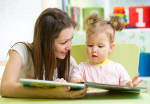 Развитие речи у детей 1-2 лет