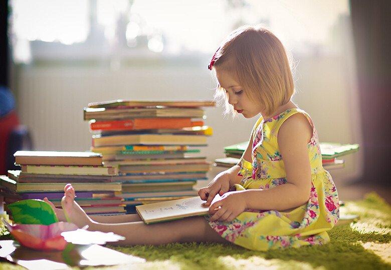 Как быстро научить ребёнка 5-7 лет читать