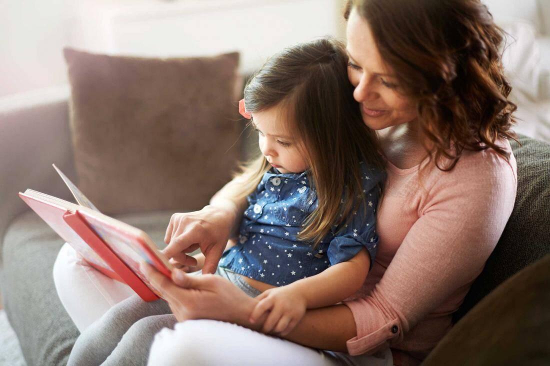 Книги и стихи для детей 1-2 года