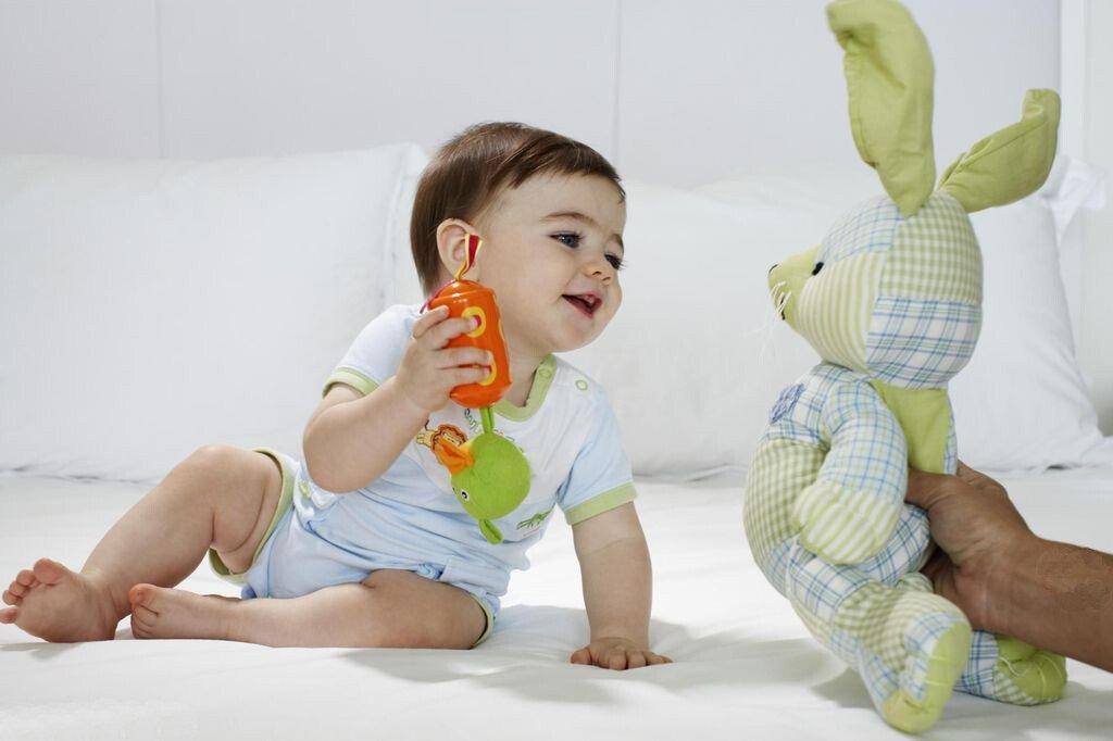 Лексика у детей 1-2 лет