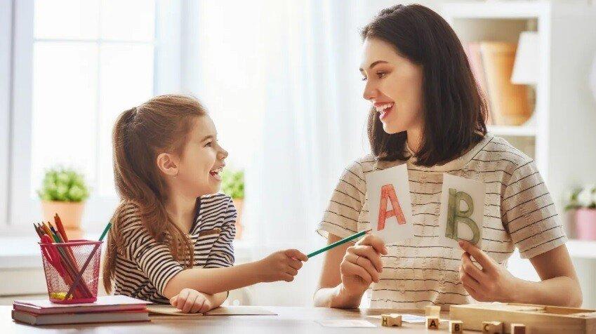 Советы для мам по обучению чтению детей