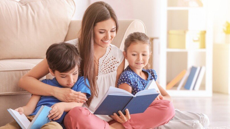 Читаем детям 4-7 лет художественную литературу
