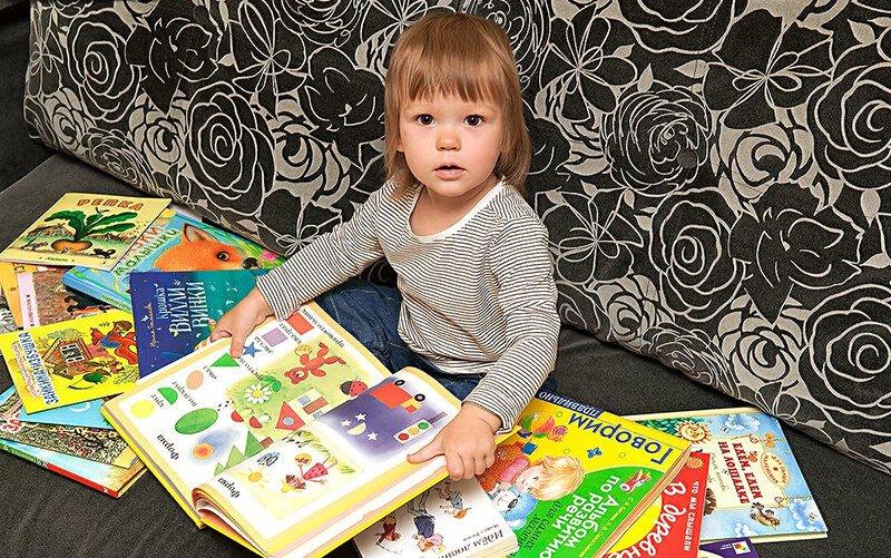 Развивающие книги для детей 4-7 лет