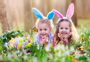 Пасхальные детские игры, конкурсы, забавы и поделки