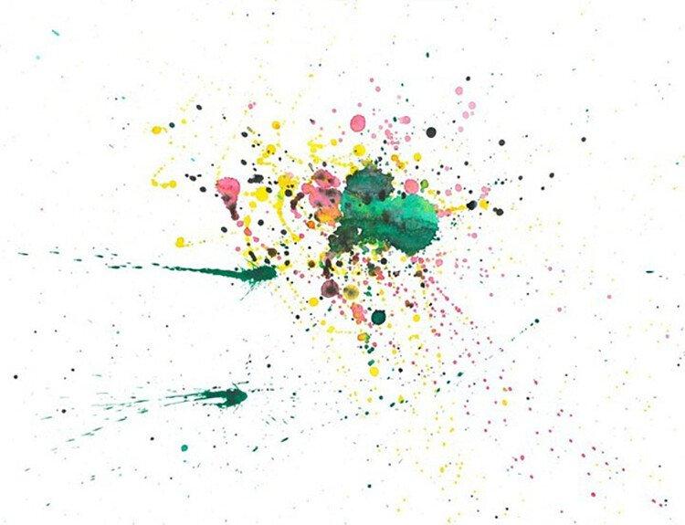 Техника рисования для детей Свободный художник