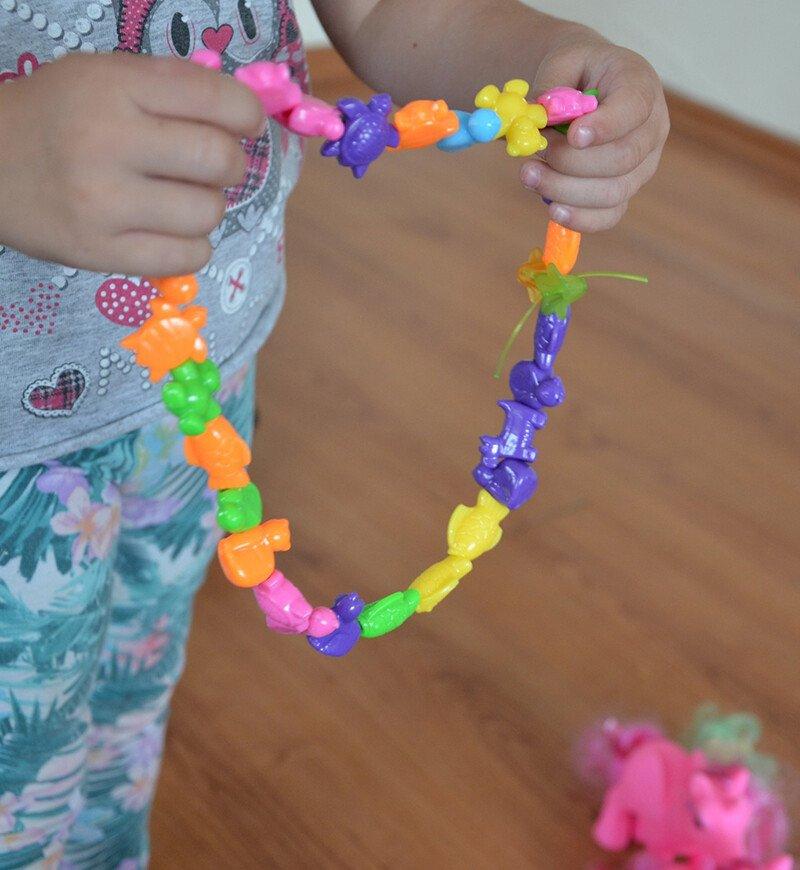 Украшения своими руками с детьми 4-7 лет