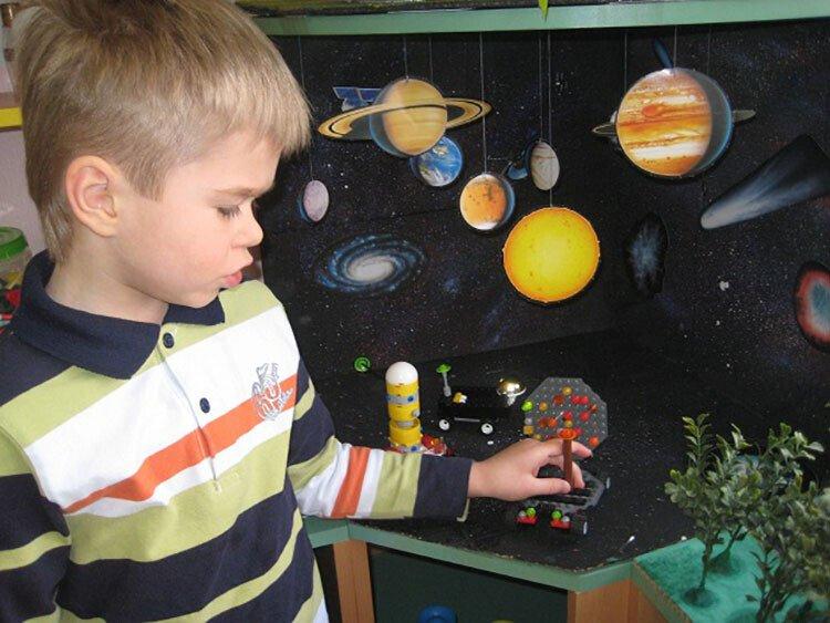 Игры ко Дню космонавтики А что там на других планетах