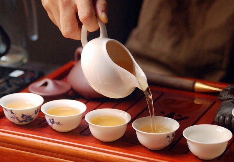 Родина чая - Китай