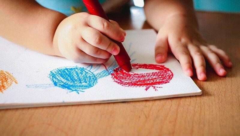 Возрастные особенности детей 3-4 лет. Рисуем с детьми