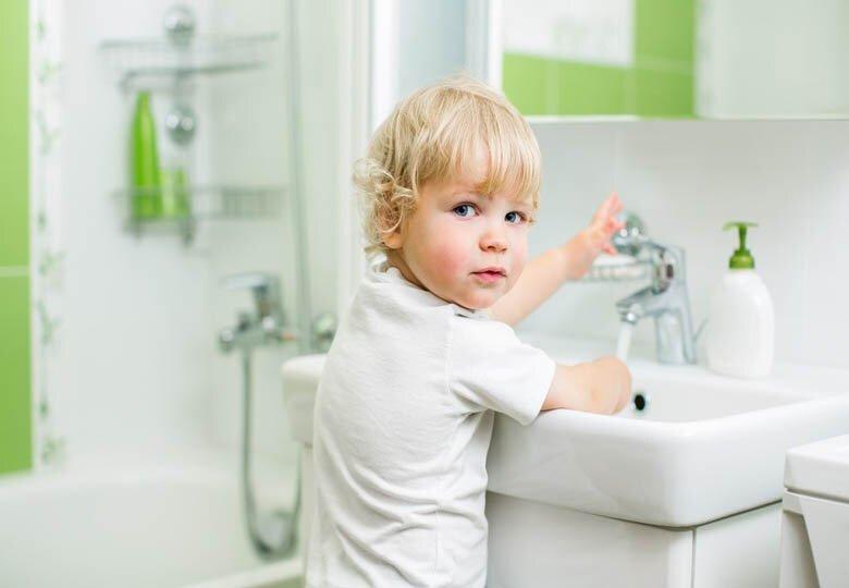 Зачем нужно мыть руки