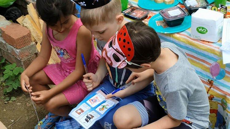 Игры на пиратской вечеринке для детей