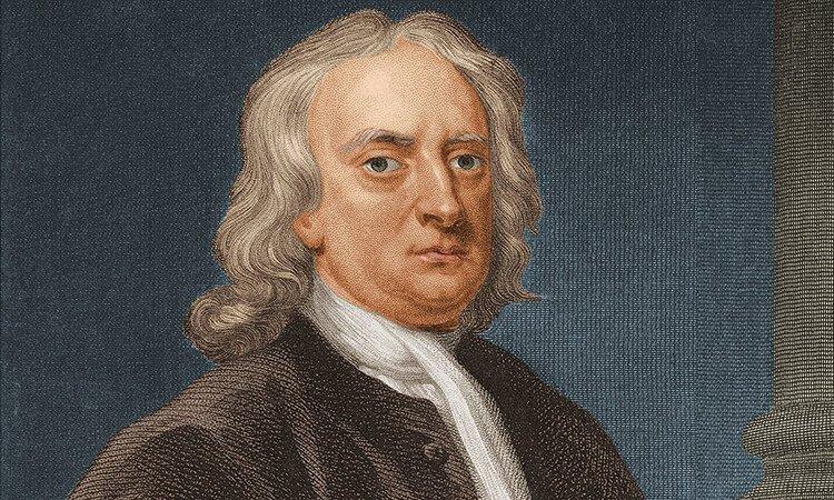 Почему неньютоновскую жидкость так назвали. Учёный Исаак Ньютон