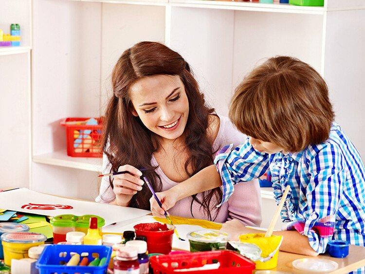 Как проводить уроки рисования с детьми 5-6 лет