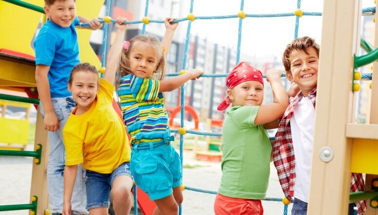 Квест для детей 4-7 лет на улице, во дворе, на прогулке