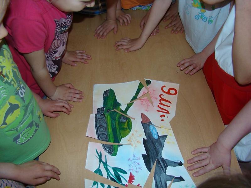 Квест для детей 4-7 лет в лагере, в детском саду