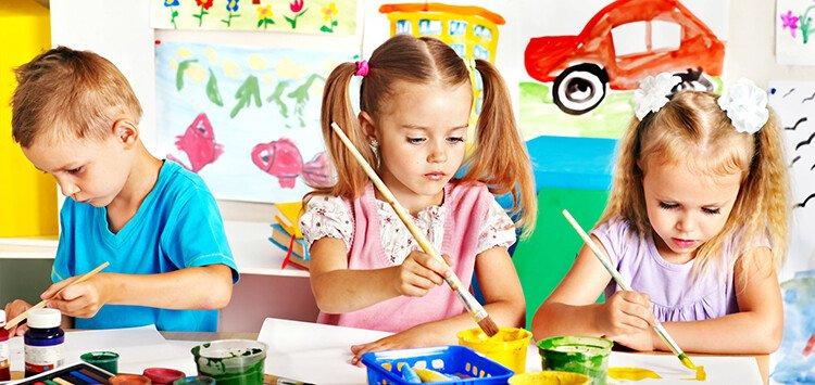 Навыки ребёнка 5-6 лет в рисовании